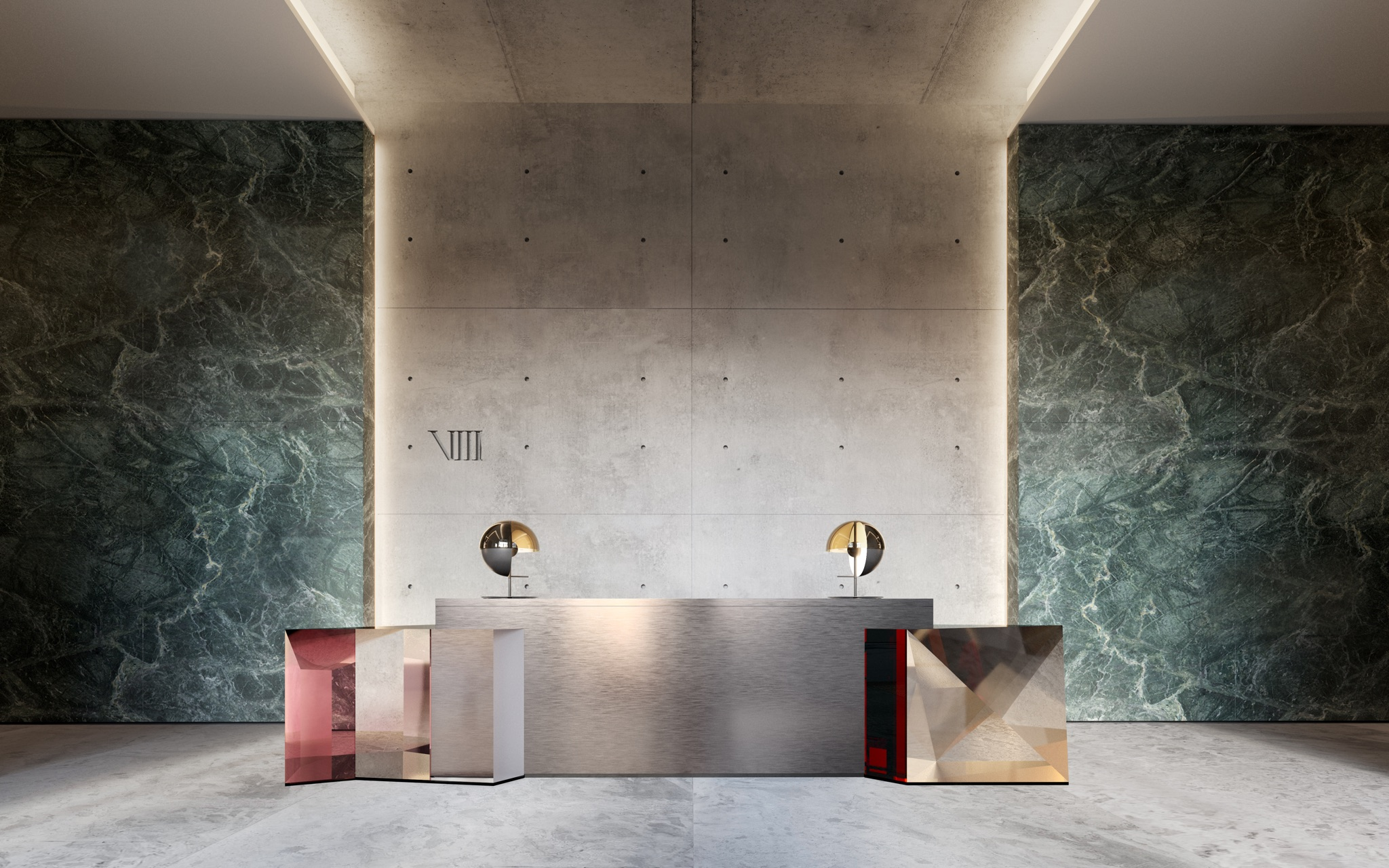 Lobby - The Eighth by Crema