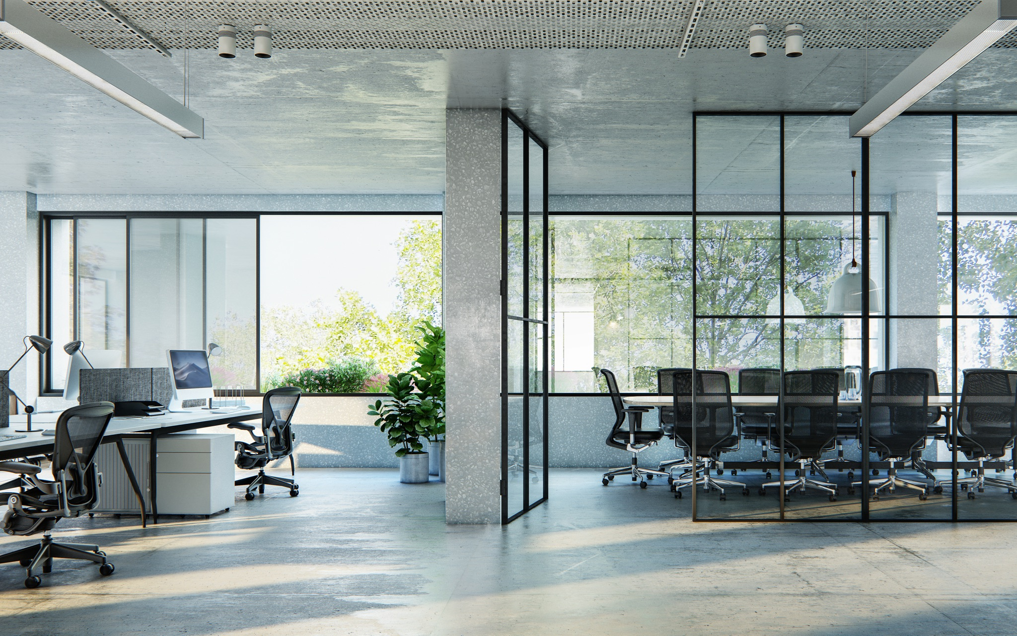 Office Spaces - The Eighth by Crema
