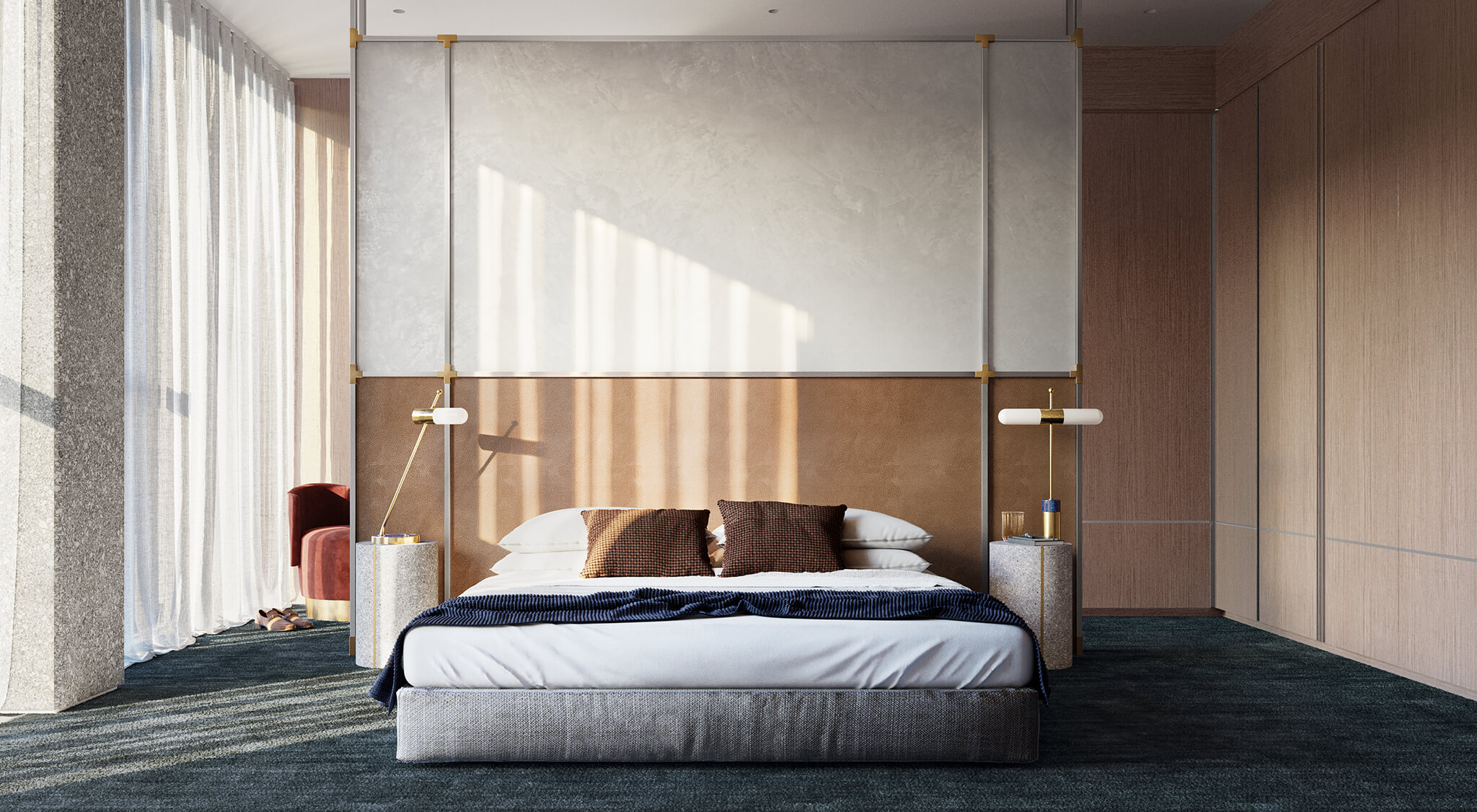 Bedroom - The Eighth by Crema