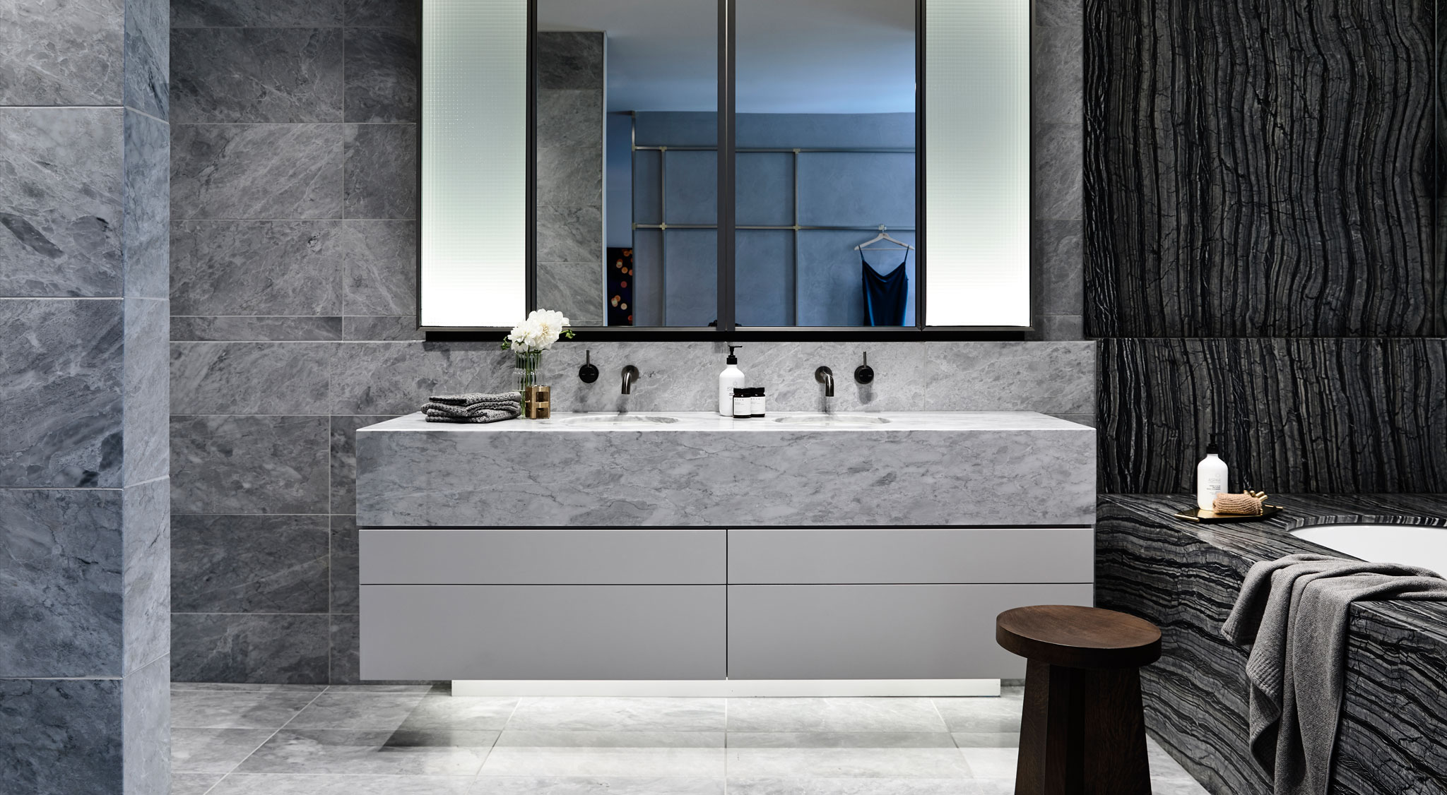 Bathroom - The Eighth by Crema